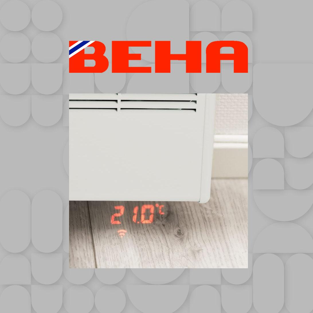 BEHA Smart Heater uses IoT DoConnect Platform